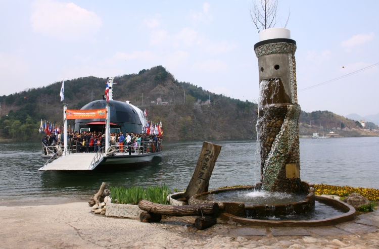 Gangchon Rail Bike & NAMI Island Tour with ITX(Intercity Train express)~(1day)